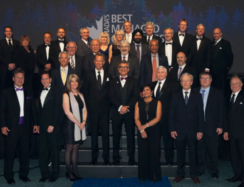 Simpson Seeds Named Canada's Best Managed Company