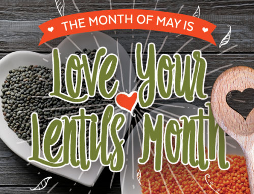 May is Love Your Lentils Month