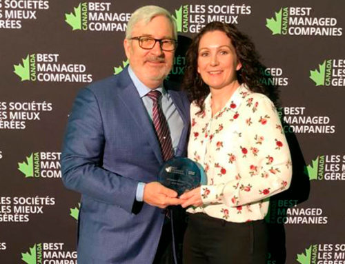 Best Managed Company – Platinum Member